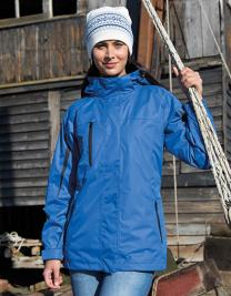 Ladies 3-in-1 Journey Jacket with Soft Shell inner